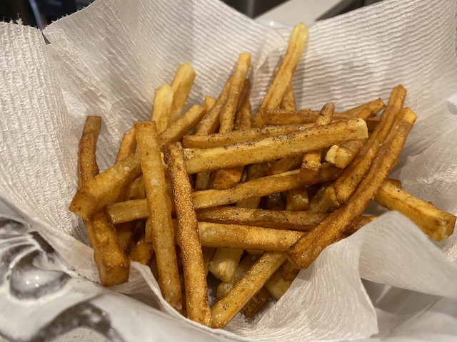Seriously Serious French Fries