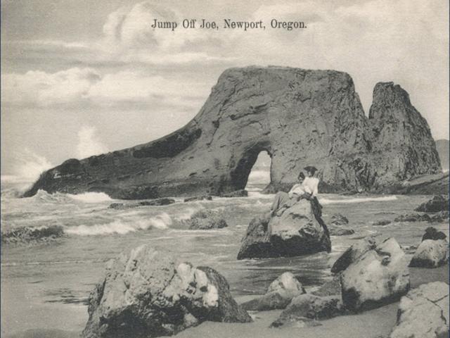 Jump-Off Joe 1890s