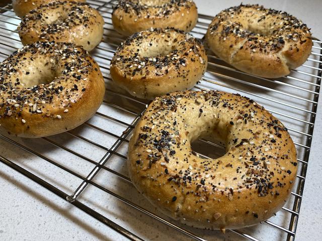 Best Bagels for Brunch