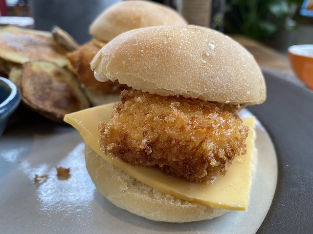 Ultimate Fish Sandwich