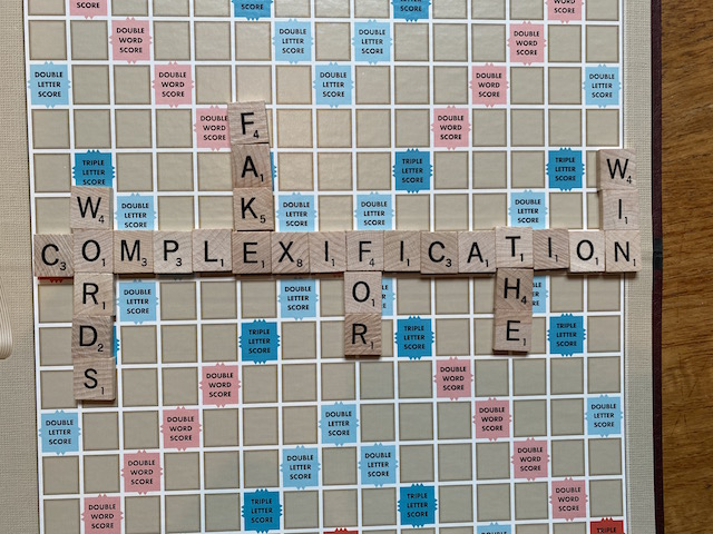 FWFTW: complexification