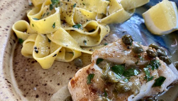 Fish and Noodles and Lemons, Oh My